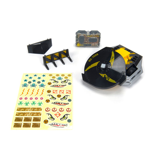 HEXBUG Robot Wars Customise Your Armour - Impulse