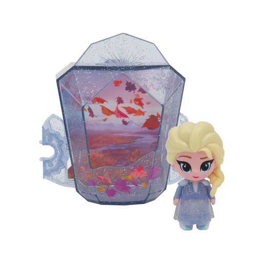 Disney Frozen 2 Whisper and Glow Display House - Elsa