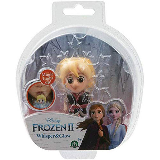 Disney Frozen 2 Whisper and Glow Figure - Kris