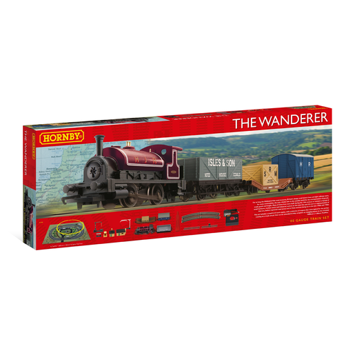 Hornby Wanderer Train Set - The Entertainer Exclusive