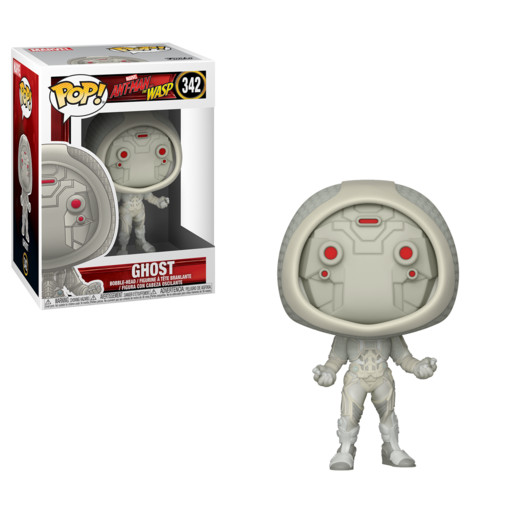 Funko Pop! Marvel: Ant-Man & The Wasp - Ghost