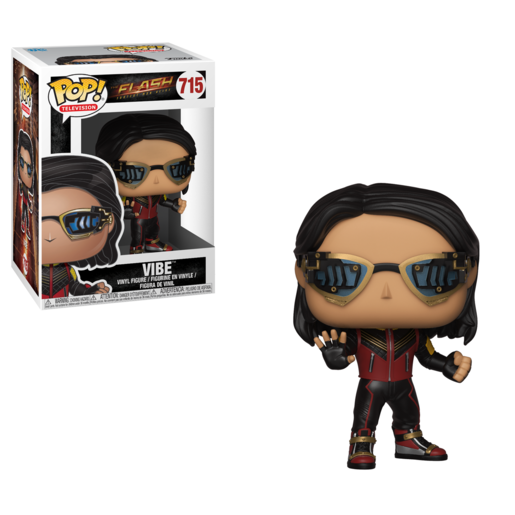 Funko Pop! Television: The Flash - Vibe