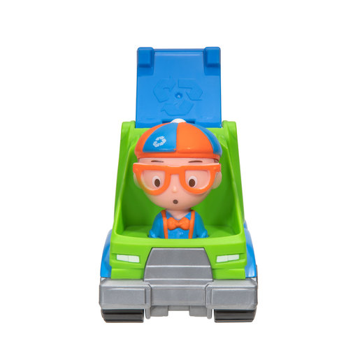 Blippi Zoom Zoom! Vehicle - Garbage Truck