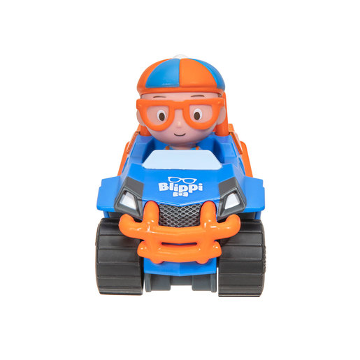 Blippi Zoom Zoom! Vehicle - Blippi Car