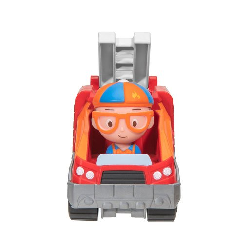 Blippi Zoom Zoom! Vehicle - Fire Truck