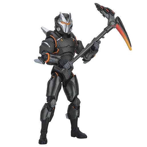 Fortnite Legendary Series 15cm Max Level Figure - Orange Omega