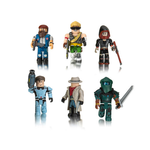 ROBLOX 12 Figure Pack - Q-Clash
