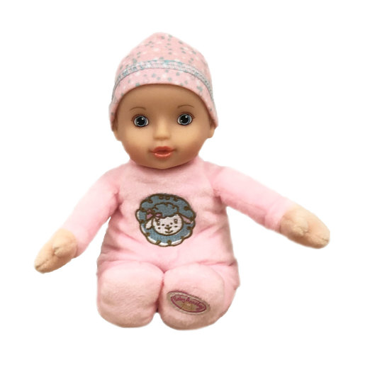 Baby Annabell Sweetie 22cm Soft Doll - Pink