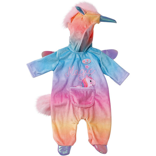 BABY Born Unicorn Onesie