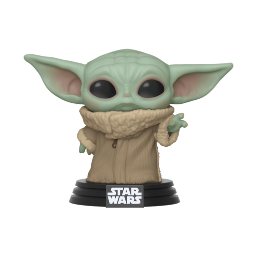 "Funko Pop! Star Wars: The Mandalorian - Baby Yoda ""The Child"""