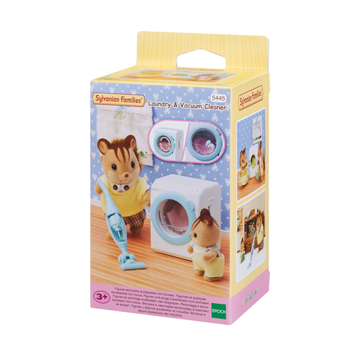 Sylvanian Families Laundry & Vacuum Cleaner