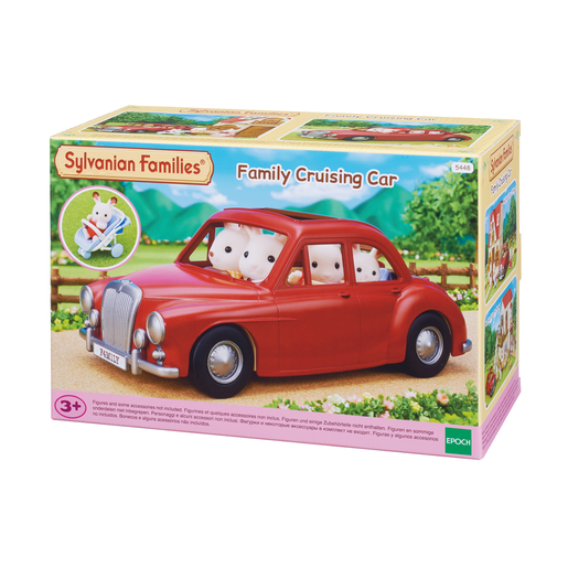 Sylvanian Families Family Cruising Car