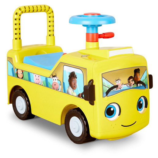 Little Tikes Little Baby Bum Wheels On The Bus Scoot Ride On