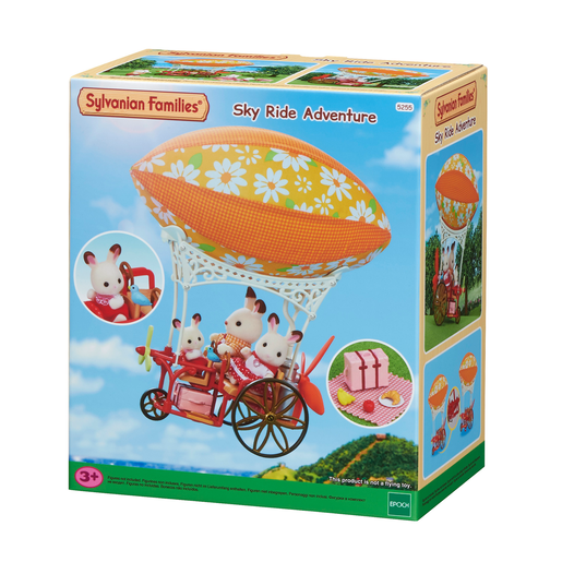Sylvanian Families Sky Ride Adventure