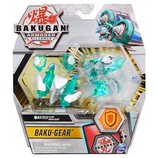 Bakugan Armoured Alliance Baku-Gear - Batrix (White & Green)
