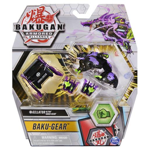 Bakugan Armoured Alliance Baku-Gear - Gillator Ultra (Purple)