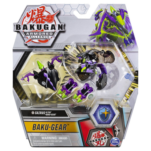 Bakugan Armoured Alliance Baku-Gear - Sairus Ultra