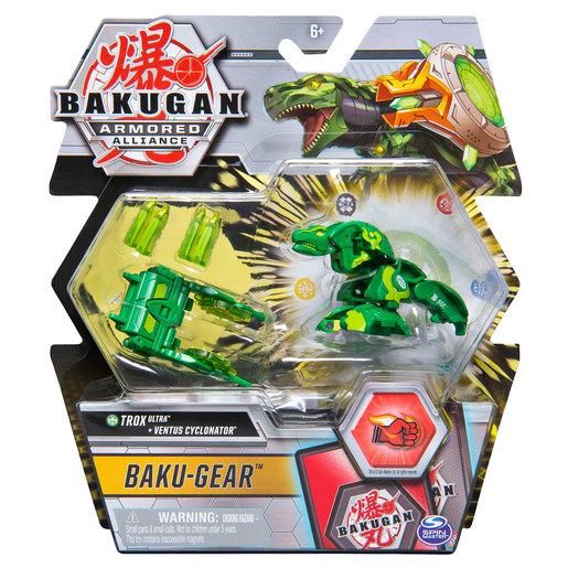Bakugan Armoured Alliance Baku-Gear - Transforming Trox