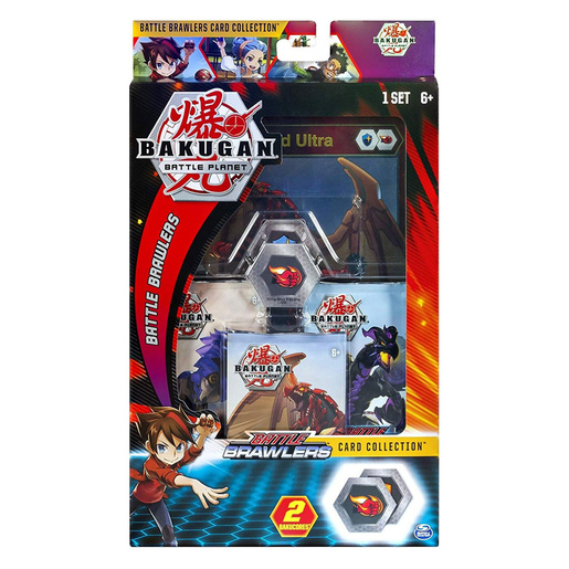 Bakugan Battle Brawlers Card Collection