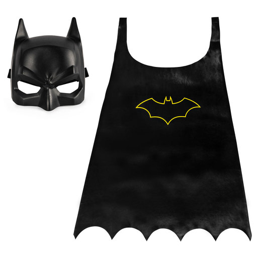 DC Batman Classic Mask and Cape Set