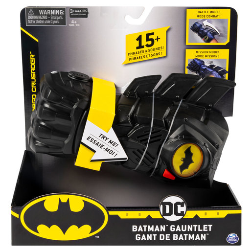 DC Batman Interactive Batman Gauntlet