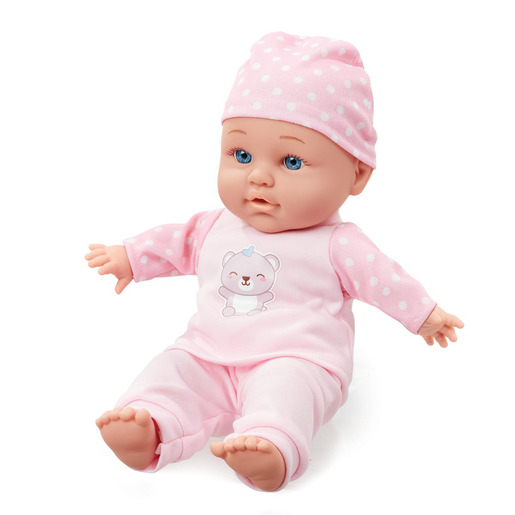 Be My Baby Cuddly Baby - Pink Outfit