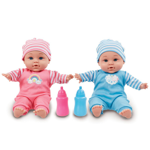 Be My Baby Twin Tots from TheToyShop