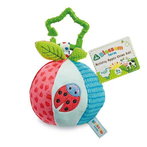 Blossom Farm Activity Apple Chime Ball