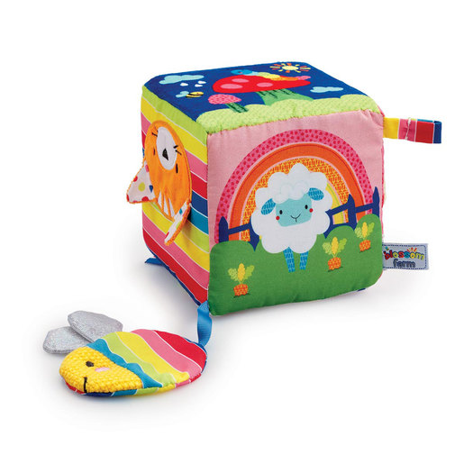 Blossom Farm Jumbo Activity Cube