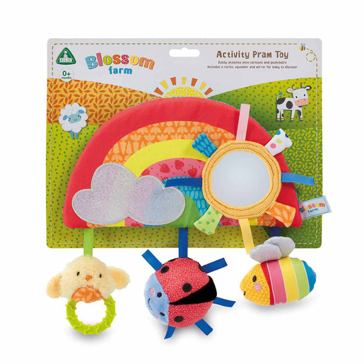 Blossom Farm Activity Pram Toy