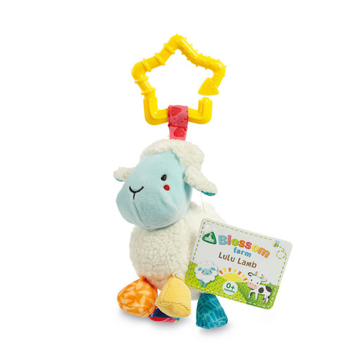 Image of Blossom Farm Lulu Lamb Hanging Toy