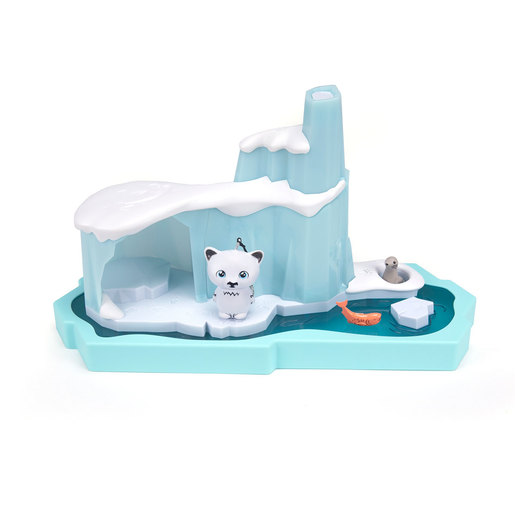 HEXBUG Lil' Nature Babies Large Figure - Polar Bear
