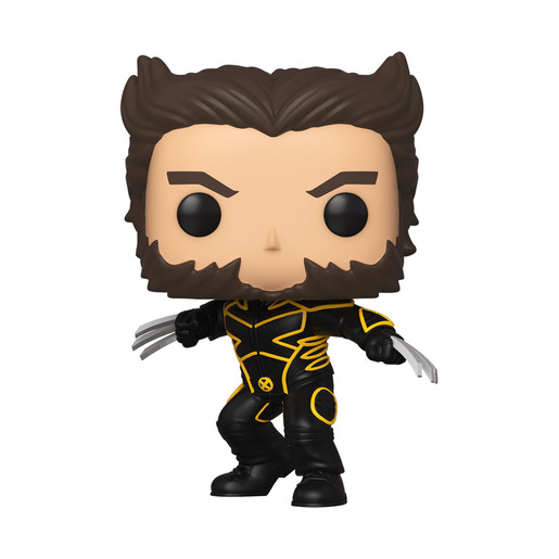Funko Pop! Marvel: Wolverine (Bobble-Head)