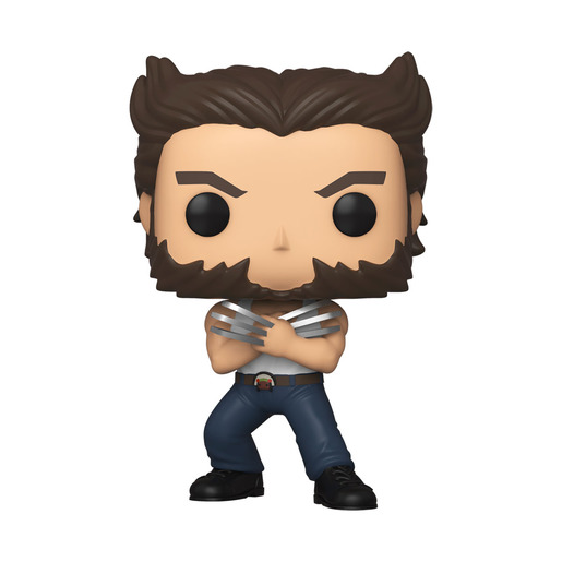Funko Pop! Marvel: Logan (Bobble-Head)