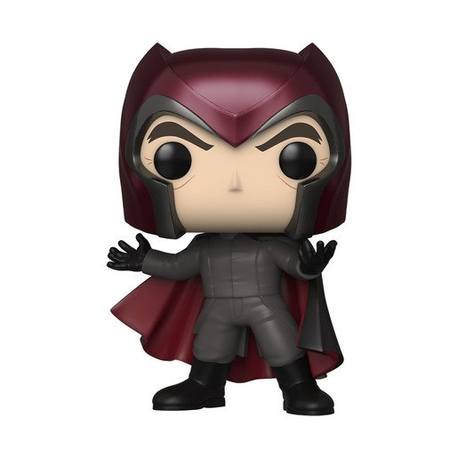 Funko Pop! Marvel: Magneto (Bobble-Head)