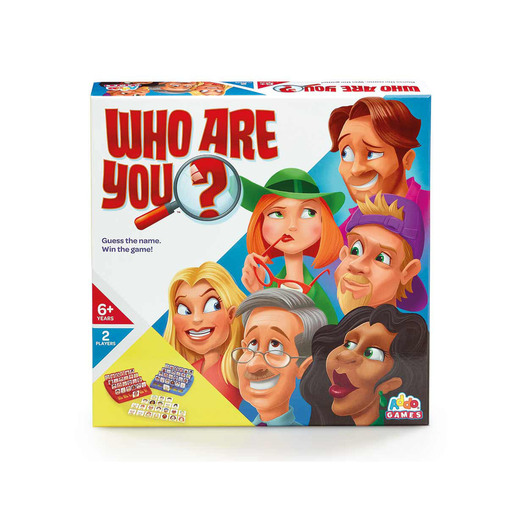 Addo Games Who Are You? Game