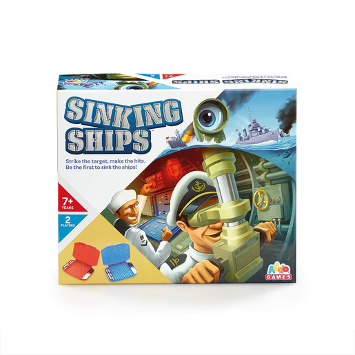 Addo Games Sinking Ships