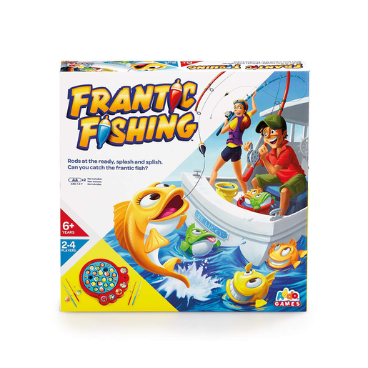 Addo Games Frantic Fishing