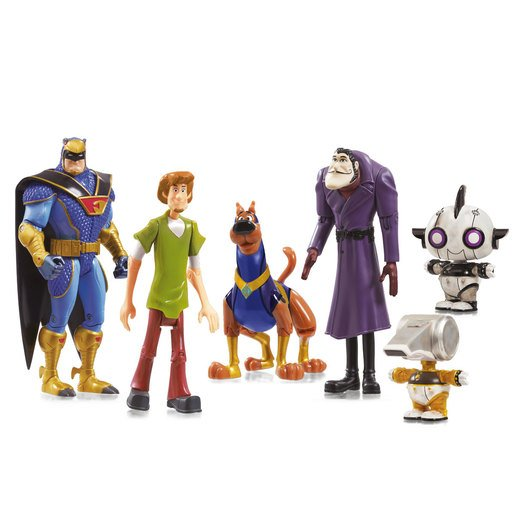 Scoob! Action Figure 5 Pack