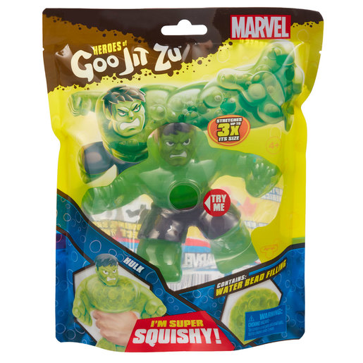 Heroes of Goo Jit Zu Marvel Superheroes - Hulk