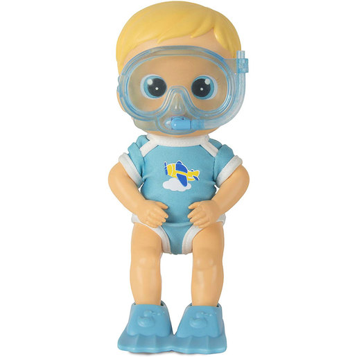 Bloopies Divers Bathtime Baby Doll - Max
