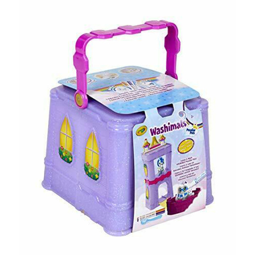 Crayola Washimals Peculiar Pets Case
