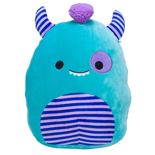 Squishmallows 30cm Super Soft Toy - Morty the Monster