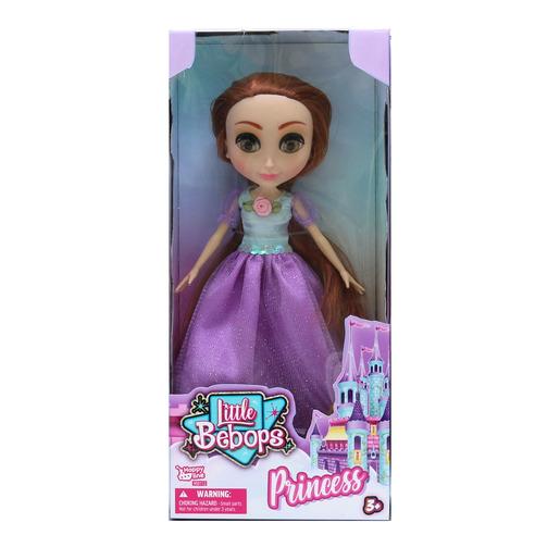 Little Bebops Princess - Purple Dress