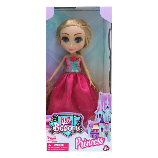 Little Bebops Princess - Rose Dress