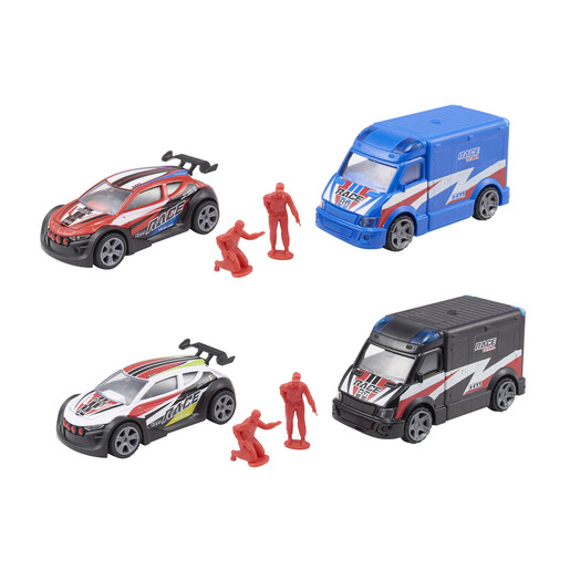 Teamsterz Race Team (Styles Vary)