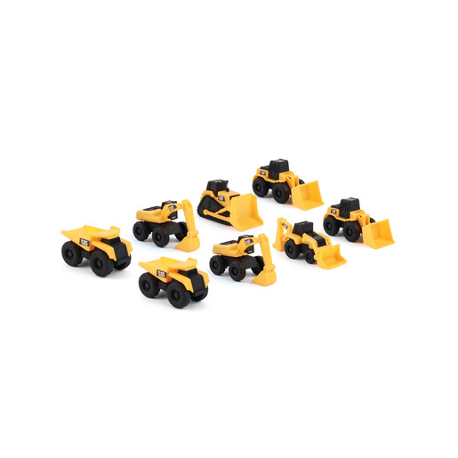 CAT Little Machines 8-Pack