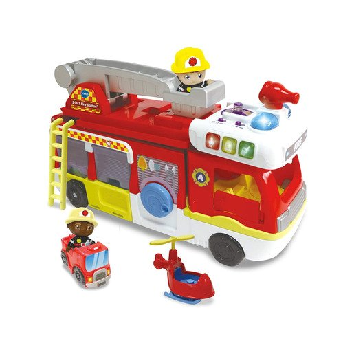 VTech Toot-Toot Friends 2-In-1 Fire Station