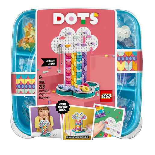 LEGO Dots Rainbow Jewellery Stand - 41905