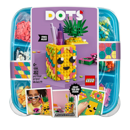 LEGO Dots Pineapple Pencil Holder - 41906